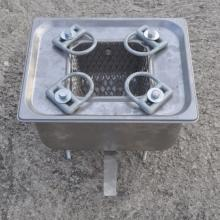 steam pan charcoal stove